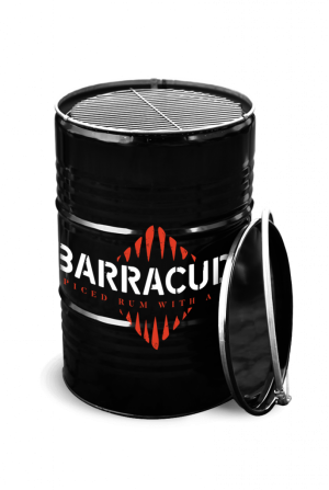 BarrelQ Big barracuda multicolor logo