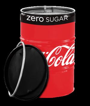 Drumgrill Big coca cola