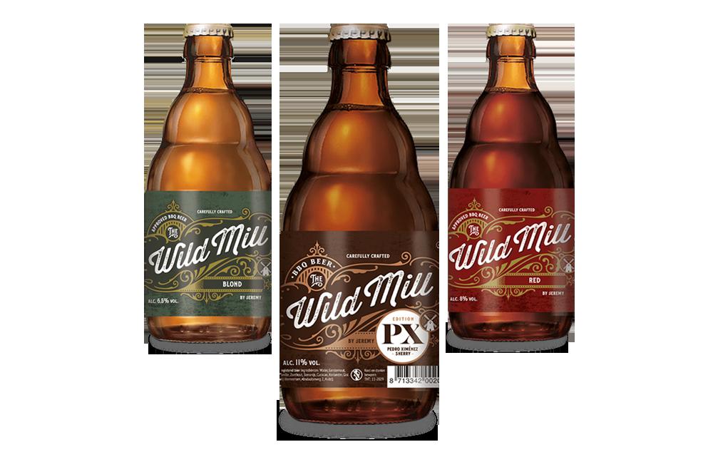 WildMill z logo