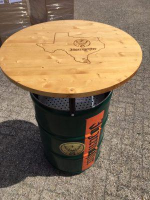 RAL Ice bucket table
