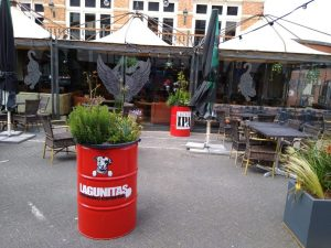 Botanical barrel Scheveningen
